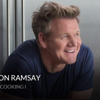 Cooking at home is the new going out with Gordon Ramsay