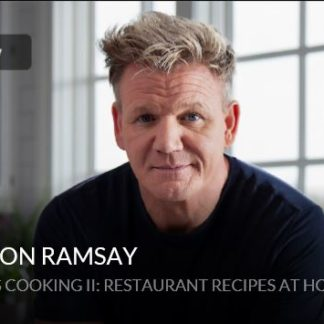 Restaurant Recipes at Home with Gordon Ramsay