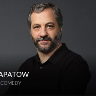 Get serious about comedy Judd Apatow