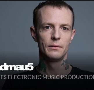 Make better music with deadmau5