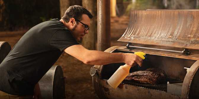 Masterclass features aaron franklin texas bbq