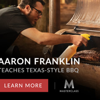 Aaron Franklin Teaches Texas-Style BBQ