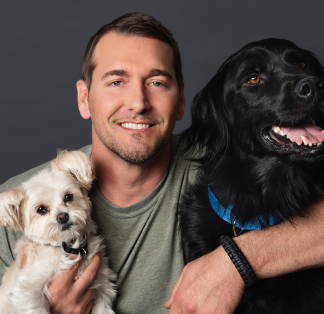 Brandon McMillan Teaches Dog Training