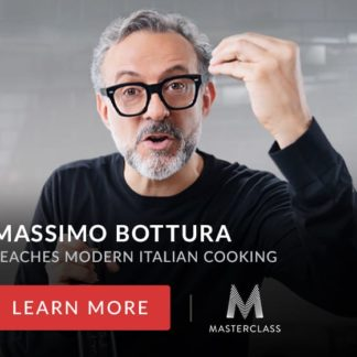 Massimo Bottura Teaches Modern Italian Cooking