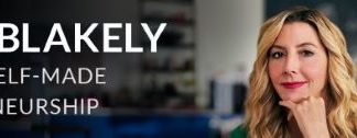Sara Blakely Teaches Self-Made Entrepreneurship