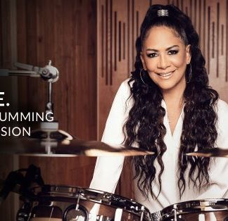 Sheila E Teaches Drumming And Percussion